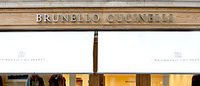 Italy's Cucinelli posts 8.4 pct rise in 2014 core profit