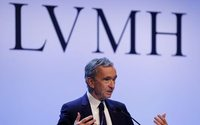 Bernard Arnault buys one-quarter stake in fellow French patron Arnaud Lagardère's holding company