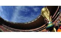 Coupe du monde de football: le match des équipementiers