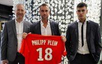 Philipp Plein rhabille les joueurs de l'AS Monaco