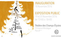 Christmas trees designed by Chanel, Dior, Elie Saab and Prada go under the hammer for charity