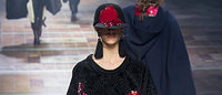 Lanvin is loved at Paris fashion week