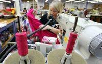 La industria de la confección registra un 2,8% más de ventas en el primer semestre
