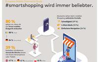 84 Prozent der Deutschen kaufen von ihren mobilen Geräten aus ein