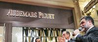 Bosco di Ciliegi и Audemars Piguet открыли первый магазин в Москве