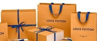 Louis Vuitton introduces new packaging