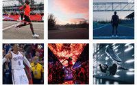 Instagram : Nike, H&M et Zara en tête des marques les plus suivies