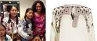 Índias mexicanas contra Isabel Marant por plágio de túnicas