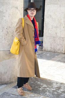 Street Fashion Paris N273