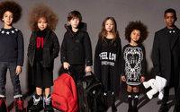 Givenchy estreia-se na moda infantil