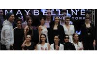 Maybelline NY estreia em Madri seu primeiro desfile de maquilhagem