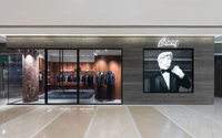 Brioni expands in Hong Kong with opening of second store