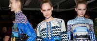 London Fashion Week: de l'engrais pour les jeunes pousses