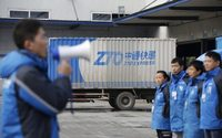 Alibaba leads consortium in $1.4 billion deal for stake in Chinese courier ZTO