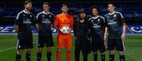 Y-3 réalise l'un des maillots du Real Madrid