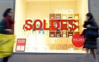 Soldes : les ventes d'habillement reculent de 4 %