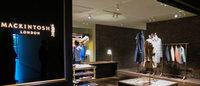 バーバリーに代わる柱へ 三陽商会の新ブランド「マッキントッシュロンドン」公開