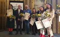 Valentine Gauthier et Cécile Feilchenfeldt récompensées aux grands prix de la création de Paris