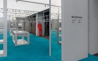 Balenciaga opens Sloane Street store, features 'hyper-real' mannequins