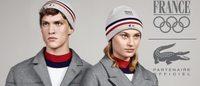Lacoste crea le divise del team olimpico e paralimpico francese