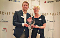 """Bonprix gewinnt als """"Bester Markenshop"""" den Internet World Business Shop-Award"""