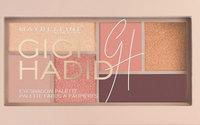 """Gigi Hadid canaliza o """"coastal cool"""" na sua nova coleção de maquilhagem"""
