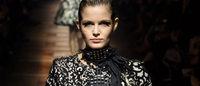 Défilé de mode à Paris: Lanvin, en toute légèreté