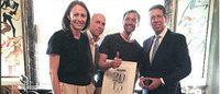 """E.Tautz remporte le """"Designer Menswear Fund"""" 2015"""