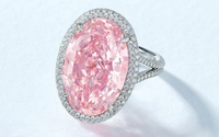 Pink diamond sells for over $32 mn in Hong Kong