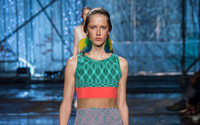 Milan Fashion Week draws to close with Missoni's metallic layered looks