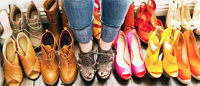 Footwear: os Estados Unidos continuam com a deslocalização de empresas