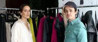 Reconquérir la Fashion Week en 5 semaines, le défi d'un duo franco-argentin