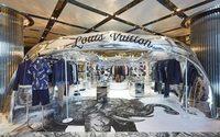 Louis Vuitton напечатал магазин на 3D-принтере