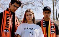 Puma is Valencia CF's new kit supplier