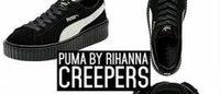 Новые кроссовки от Рианны Puma Creeper