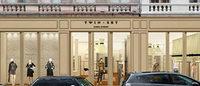 Twin-Set installe ses premières boutiques en France