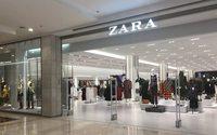 Zara en très grand à Evry 2