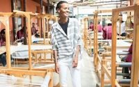 Marca de Liya Kebede preserva os tecelões de Etiópia e ganha o mundo