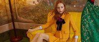 Temática retro é destaque em nova campanha Gucci