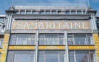 En attendant sa réouverture, la Samaritaine accueille le défilé Louis Vuitton