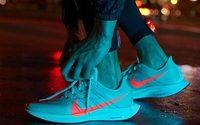 Продажи Nike в первом квартале выросли на 10 %