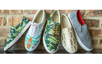 Bucketfeet selects artists in Spain to create new collection