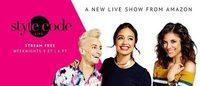 亚马逊推出首部直播电视节目《时尚密码现场》