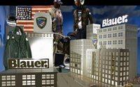 Blauer USA setzt auf Fenstermerchandising
