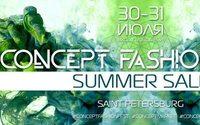Concept Fashion Fest едет в Северную Столицу