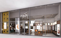 Nashi Argan apre il suo primo Nashi Salon all'interno di CityLife