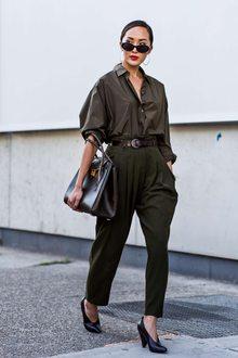 Street Fashion New York N324