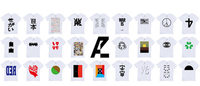 26の普遍的なメッセージをTシャツで発信する「AZ」アンリアレイジとノーデザインが制作