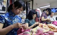 A Taïwan, vieux maîtres et sang neuf font vivre la traditionnelle robe qipao