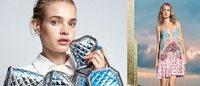 Nova campanha Stella McCartney traz Natalia Vodianova